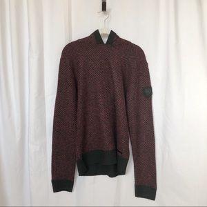 NWT Buffalo David Bitton Hooded Sweater
